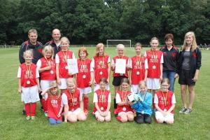 Kreismeisterschaftsendspiele der Jugendmannschaften