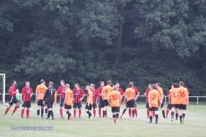 Pokalspiel gegen FC Sulingen
