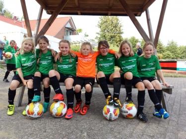 Fußball Abenteuer beim TUS Sulingen