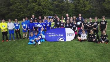 VGH - Girls Cup bei uns im Flintenbergstadion