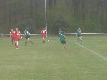 C Mädels spielen 1:1 gegen TuS Sulingen